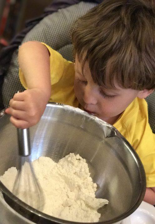 SCRUMPTIOUS STRAWBERRY UPSIDE-DOWN CAKE RECIPE | www.AfterOrangeCounty.com
