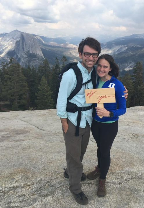 SHE SAID YES | A Marriage Proposal in Yosemite | www.AfterOrangeCounty.com