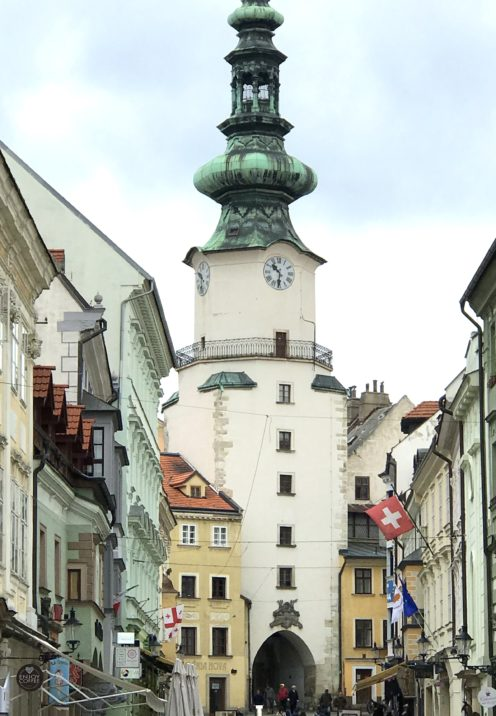 VISITING BRATISLAVA SLOVAKIA | Michael's Gate | www.AfterOrangeCounty.com