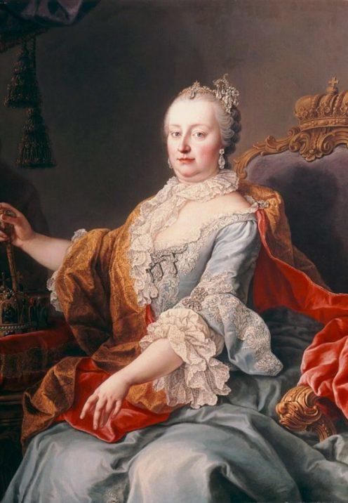 VISITING BRATISLAVA SLOVAKIA | Empress Maria Theresa | www.AfterOrangeCounty.com