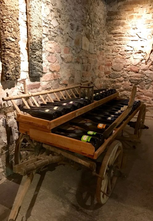 A VISIT TO THE OLDEST WINERY IN AUSTRIA | Nikolaihof Wachau | www.AfterOrangeCounty.com
