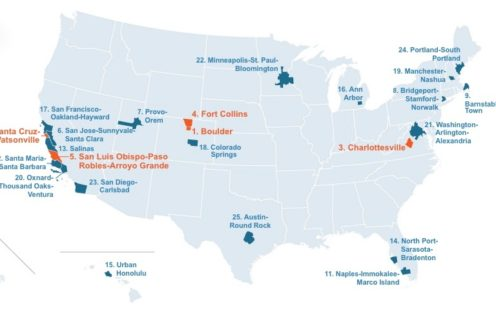 SUNDAYS WITH CELIA VOL 45 | 25 Happiest Cities in America | www.AfterOrangeCounty.com