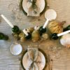 A SIMPLE YET LOVELY THANKSGIVING TABLESCAPE