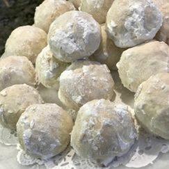 I'M BACK | Pecan Snowball Recipe | www.AfterOrangeCounty.com