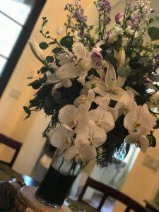 I'M BACK | 25th Wedding Anniversary Flowers | www.AfterOrangeCounty.com