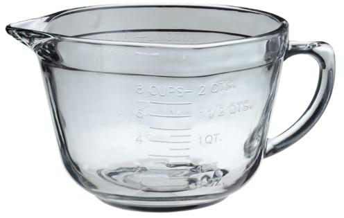 MY SPANISH GRANDMOTHER'S FLAN RECIPE | 8 Cup Batter Bowl | www.AfterOrangeCounty.com