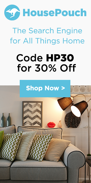 30% OFF House Pouch