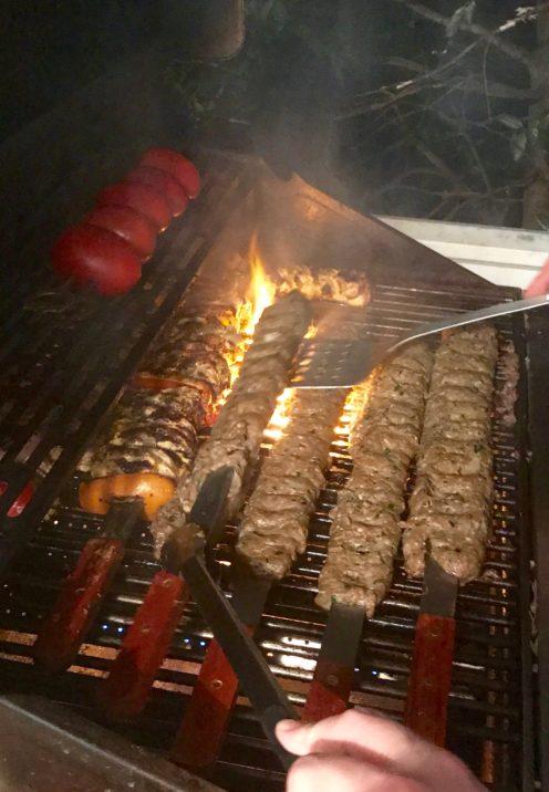 HOW TO HOST A NOWRUZ SPRING FEAST | Persian Kebab Koobideh | www.AfterOrangeCounty.com