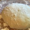 OLIVE OIL PIZZA DOUGH RECIPE