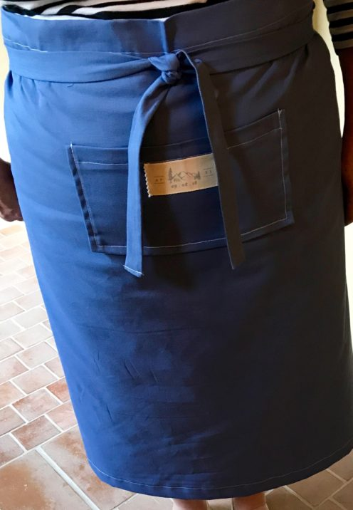 SUNDAYS WITH CELIA VOL 61 | Sewing Bistro Aprons | www.AfterOrangeCounty.com