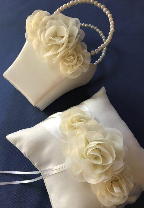 SUNDAYS WITH CELIA VOL 61 | Flower Girl Basket | Ring Bearer Pillow | www.AfterOrangeCounty.com