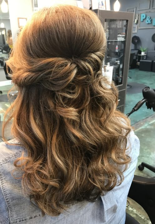 SUNDAYS WITH CELIA VOL 62   Mother-of-the-Groom Wedding Hair   www.AfterOrangeCounty.com
