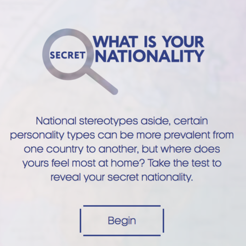 SUNDAYS WITH CELIA VOL 63 | Whats Your Secret Nationality? | www.AfterOrangeCounty.com