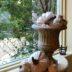 DECORATING FOR FALL WITH DIY CLOTH PUMPKINS | www.AfterOrangeCounty.com