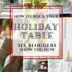 HOW TO ROCK YOUR HOLIDAY TABLE | www.AfterOrangeCounty.com