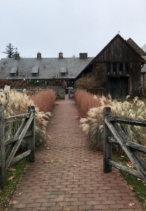 OUR ONE THOUSAND MILE THANKSGIVING ROAD TRIP | Stone Barns Center For Food & Agriculture | www.AfterOrangeCounty.com