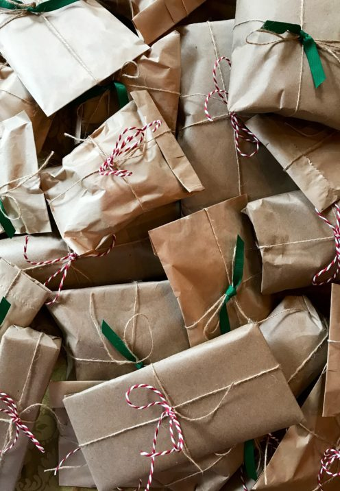 12 DAYS OF CHRISTMAS COUNTDOWN CALENDAR | www.AfterOrangeCounty.com