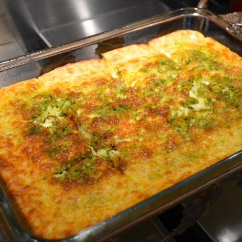SUNDAYS WITH CELIA VOL 72 | Crustless Quiche Recipe | www.AfterOrangeCounty.com