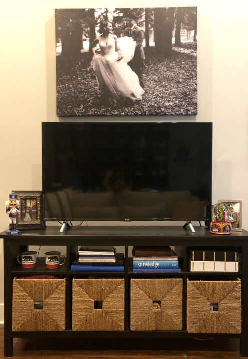 INEXPENSIVE WALL DECOR AND A GIVEAWAY | www.AfterOrangeCounty.com