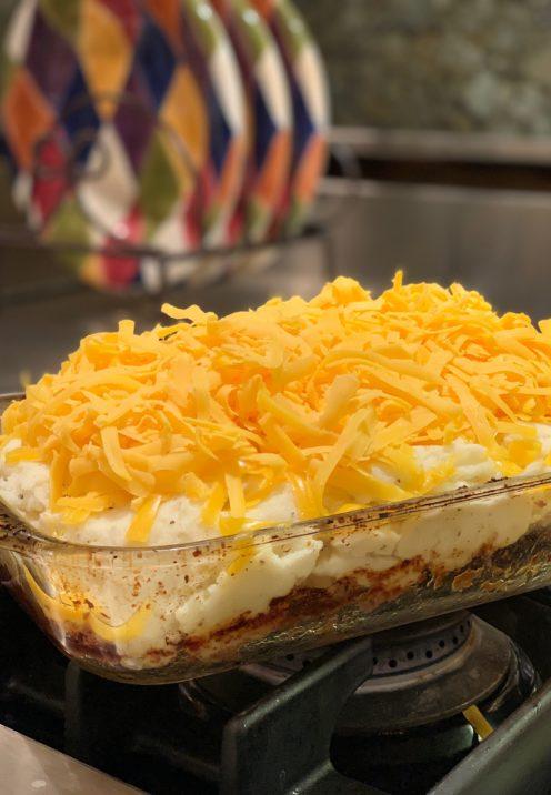 SUNDAYS WITH CELIA VOL 75 | Meatloaf With Cheesy Mashed Potatoes | www.AfterOrangeCounty.com