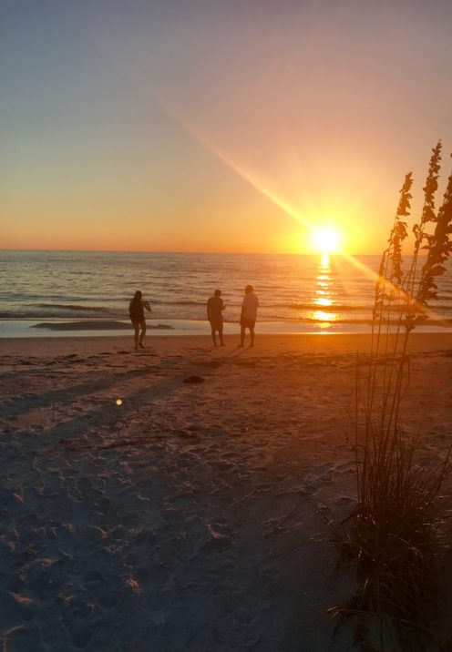 ESCAPING THE WINTER COLD FOR LITTLE GASPARILLA ISLAND | www.AfterOrangeCounty.com