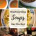 5 BEST HEARTWARMING SOUP RECIPES | www.AfterOrangeCounty.com