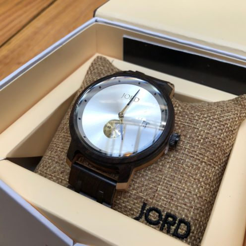 A DISTINGUISHED GIFT FOR ANY MAN IN YOUR LIFE + A GIVEAWAY | JORD Wood Watches | www.AfterOrangeCounty.com