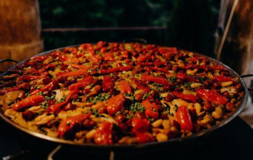 THE ABSOLUTE BEST EVER WEDDING DINNER MENU   www.AfterOrangeCounty.com
