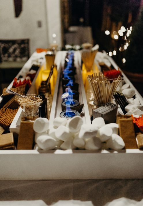 HOW TO CREATE A POSITIVELY EPIC S'MORES BAR | www.AfterOrangeCounty.com