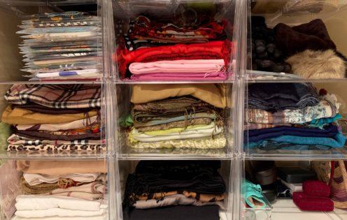 SUNDAYS WITH CELIA VOL 80 | My Scarf Collection | www.AfterOrangeCounty.com