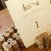 HOW TO MAKE BEAUTIFUL DIY TABLE NUMBER HOLDERS