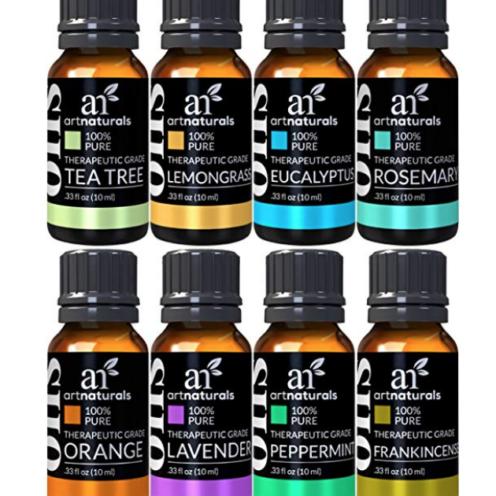 SUNDAYS WITH CELIA VOL 80 | ArtNaturals Aromatherapy Top 8 Essential Oils | www.AfterOrangeCounty.com