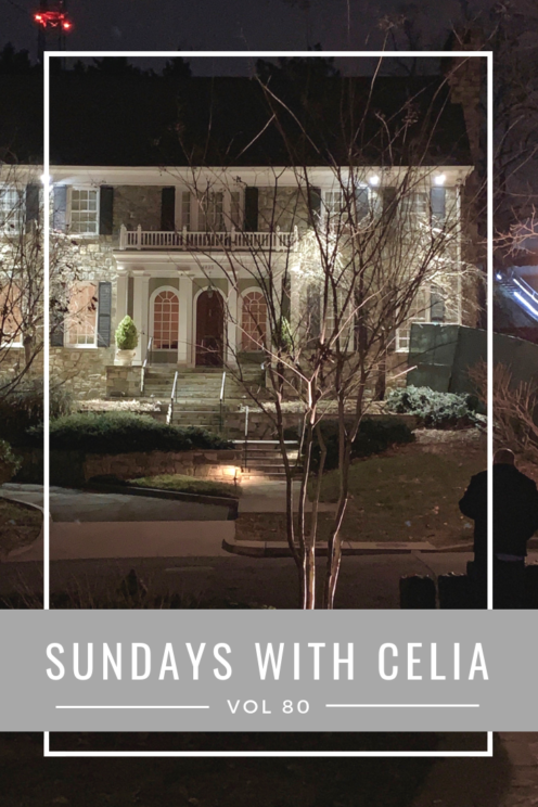 SUNDAYS WITH CELIA VOL 80 | Washington, DC | www.AfterOrangeCounty.com