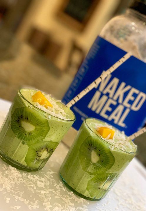 DELICIOUS MEAL REPLACEMENT SMOOTHIE RECIPE   NAKED MEAL   www.AfterOrangeCounty.com
