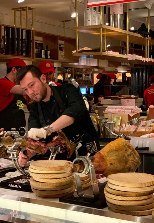 SUNDAYS WITH CELIA VOL 83 | Mercado Little Spain | NYC Hudson Yard | www.AfterOrangeCounty.com