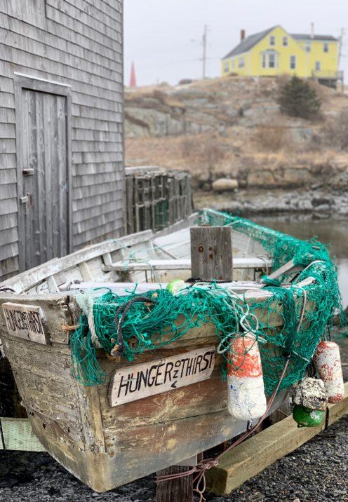 SUNDAYS WITH CELIA VOL 83 | Peggy's Cove | Nova Scotia | www.AfterOrangeCounty.com
