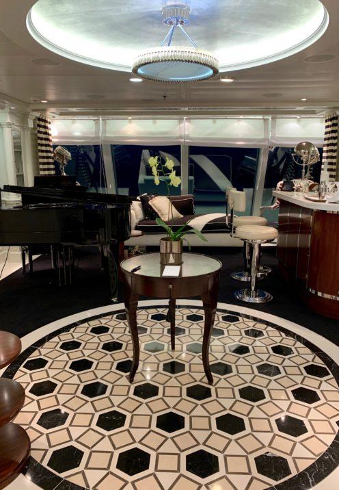 SUNDAYS WITH CELIA VOL 83 | Oceania Cruise Atlantic Encounters Onboard Marina April 2019 | Owner's Suite | www.AfterOrangeCounty.com