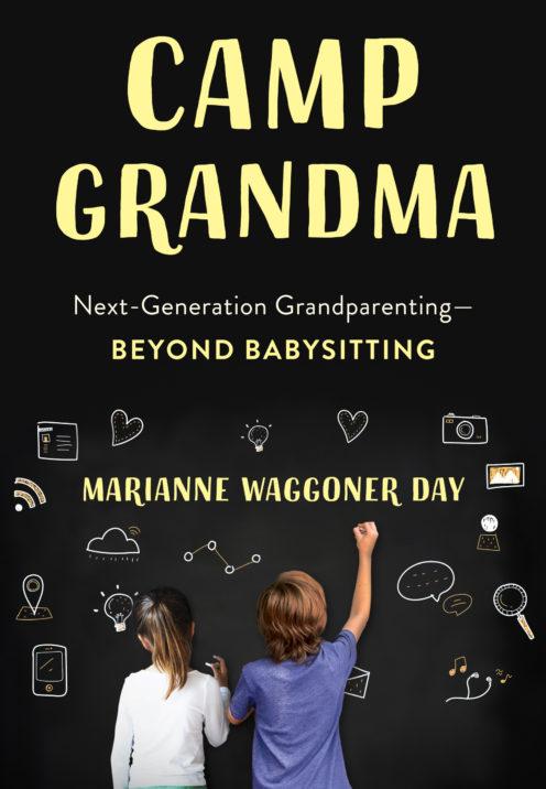 SUNDAYS WITH CELIA VOL 84 | Marianne Waggoner Day | Camp Grandma | www.AfterOrangeCounty.com