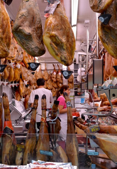 A VISIT TO MERCADO LITTLE SPAIN IN NYC | Mercado de San Miguel, Madrid, Spain | www.AfterOrangeCounty.com