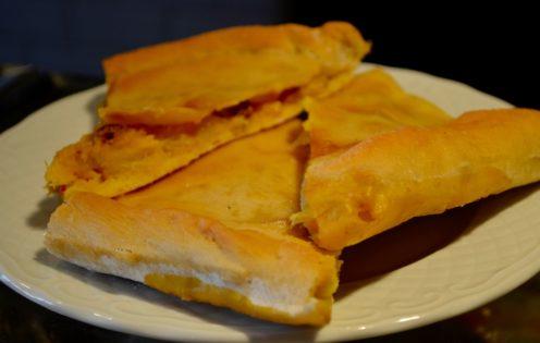 A VISIT TO MERCADO LITTLE SPAIN IN NYC | Empanada de Bacalao | www.AfterOrangeCounty.com