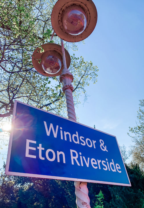 A VISIT TO ENCHANTING WINDSOR CASTLE | Windsor & Eton Riverside Train Station | www.AfterOrangeCounty.com