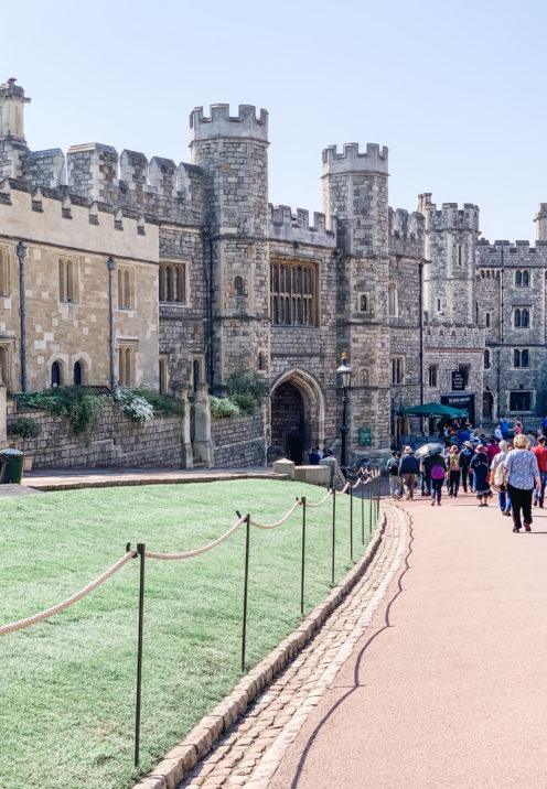 A VISIT TO ENCHANTING WINDSOR CASTLE | King Henry VIII Gate | www.AfterOrangeCounty.com