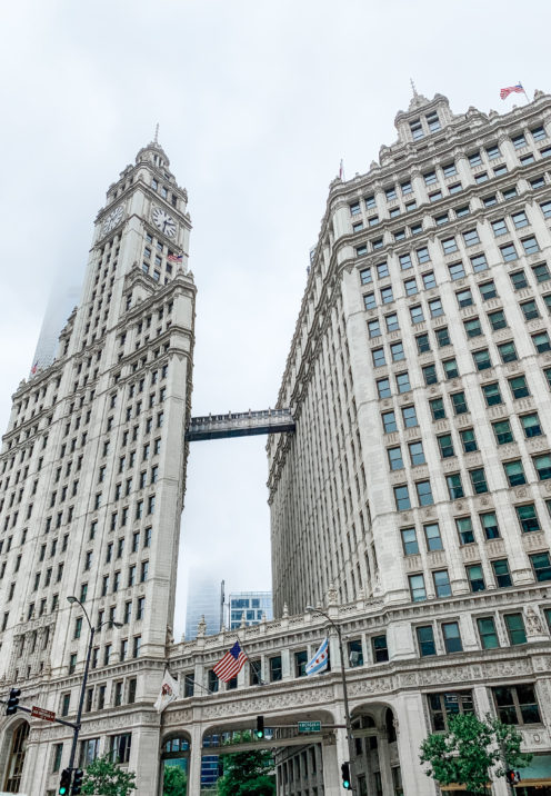 CHICAGO ARCHITECTURE RIVER CRUISE | Wrigley Building |www.AfterorangeCounty.com