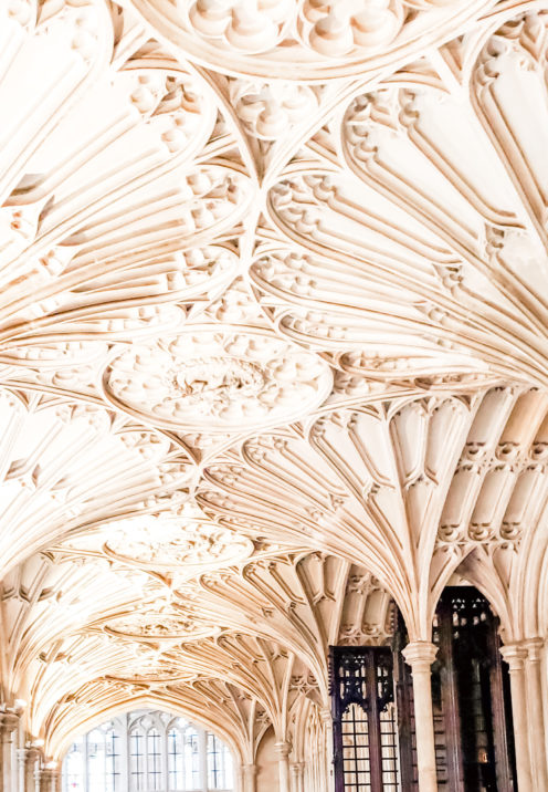 THE ROMANTIC CHAPEL WHERE ROYALTY ARE WED | St. George's Chapel Windsor Castle | www.AfterOrangeCounty.com