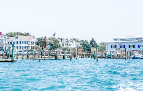 A VISIT TO BEAUFORT BY BOAT | North Carolina | www.AfterOrangeCounty.com