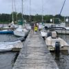 A VISIT TO BEAUFORT BY BOAT