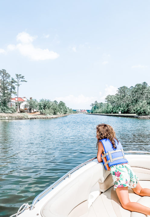 A VISIT TO BEAUFORT BY BOAT | River Dunes, North Carolina | www.AfterOrangeCounty.com