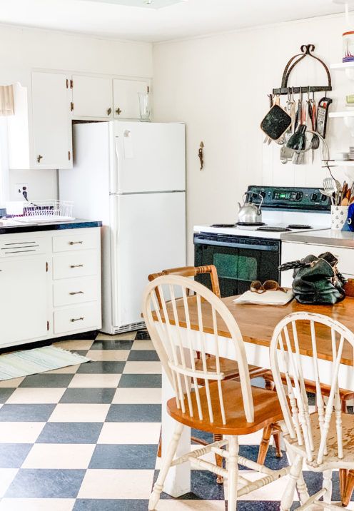 TOUR OUR CHARMING MAINE VACATION COTTAGE | www.AfterOrangeCounty.com