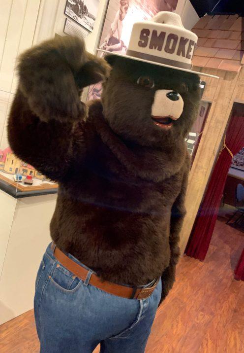 SUNDAYS WITH CELIA VOL 90 | Smokey Bear | www.AfterOrangeCounty.com