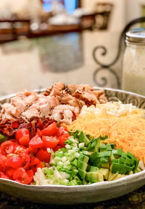 SUNDAYS WITH CELIA VOL 90 | Cobb Salad | www.AfterOrangeCounty.com